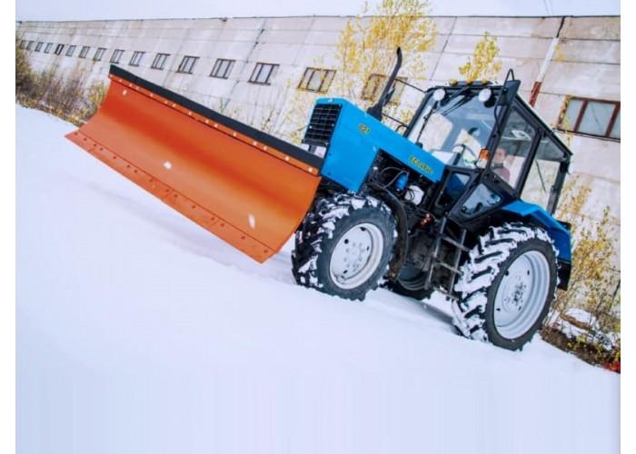 Выбираем снегоуборщик для мотоблока или лопату-отвал