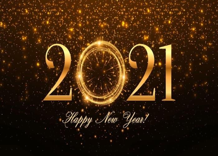 С Новым 2021 годом и Рождеством Христовым!